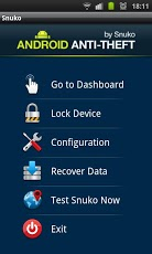 Android Anti Theft Security