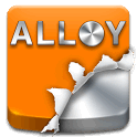 Alloy Orange Theme