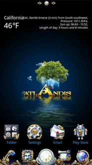 Atlantis Theme