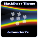 Blackberry Theme Go Launcherex
