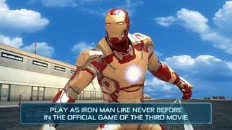 Iron Man 3 The Official Game