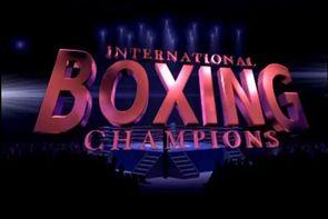 International Boxing Champions