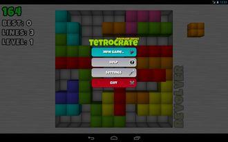 Tetro Crate