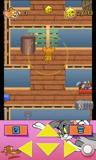 Tom And Jerry Mouse Maze Free