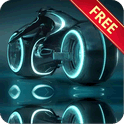 Tron 3d Lightcycle Hd