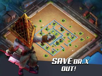 X War Clash Of Zombies
